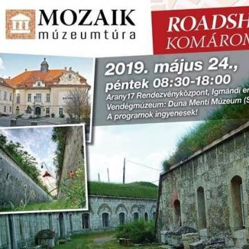 Különleges múzeumtúra indul Komáromban is