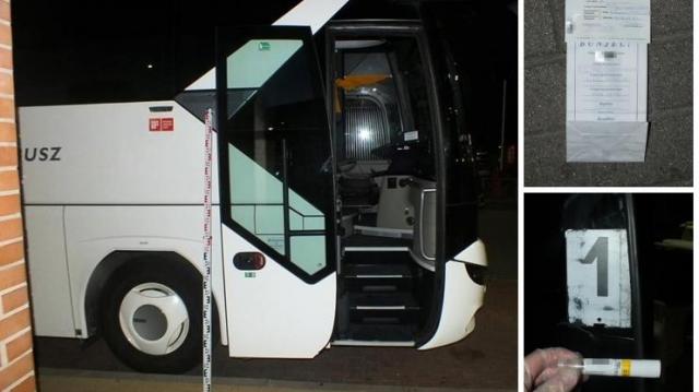 Megtámadta a buszvezetőt