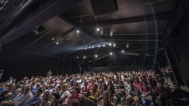 Mintegy 120 program a Budapesti Nyári Fesztiválon