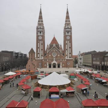 Tíznapos fesztivállal köszöntik Szeged napját