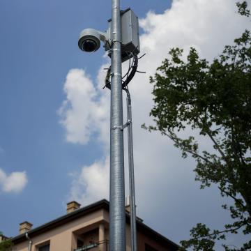 Több mint harminc térfigyelő kamerát szereltek fel tavaly Győrben
