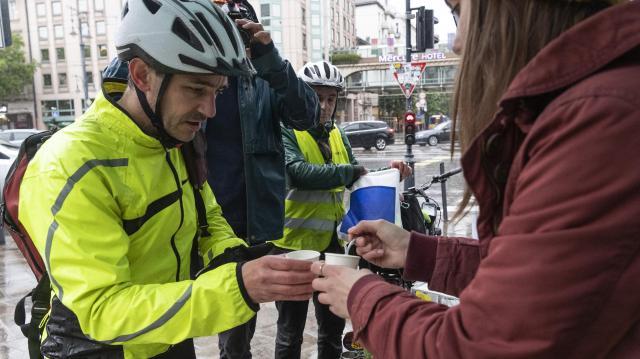 A feltételek javításával bővítené a kerékpározást az aktív Magyarországért felelős kormánybiztos