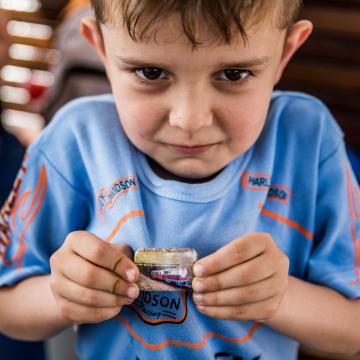 A kicsik többsége ajándékra számít gyereknapon