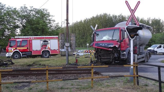 Áll a vasúti forgalom Mezőkovácsháza és Mezőhegyes között
