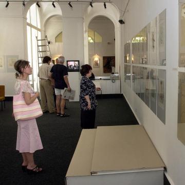 Az árvíz előtti Szeged központjáról nyílik kiállítás a Kass Galériában