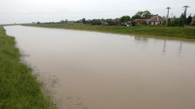 Helyenként jelentős vízszintemelkedés lesz, de rendkívüli helyzet nem várható