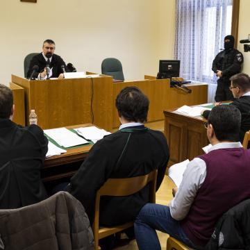 Két évre ítéltek terrorizmus finanszírozása miatt egy kurd házaspárt Szegeden