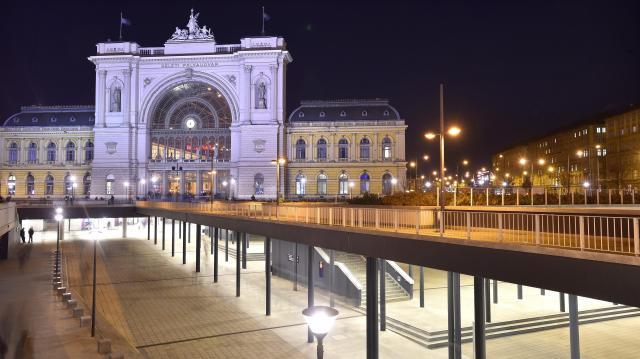 Ma újraindul a vonatközlekedés a Keleti pályaudvaron