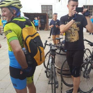 Megrendezték Magyarország és Horvátország első közös kerékpárversenyét