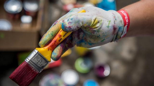 Nyolcvanhárom közösség verseng falfelületei megújításáért