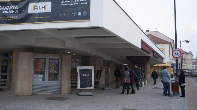Szerdán kezdődik a VI. Savaria Filmszemle Szombathelyen