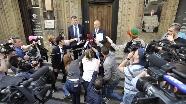 Dunai hajóbaleset - Ügyészség: adatokat törölt telefonjáról a szállodahajó kapitánya