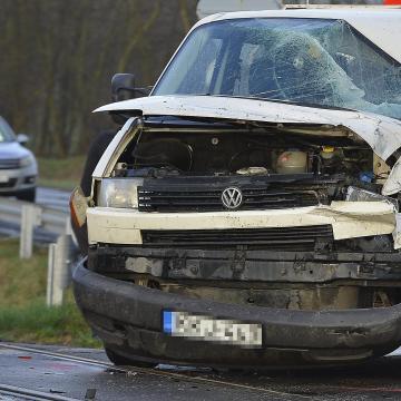 Halálos baleset történt Karcagnál