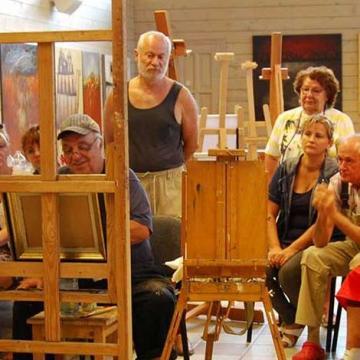 Húszéves lett a  Ludvig Nemzetközi Művésztelep