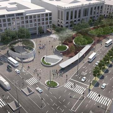 Idén ősszel kezdik a Blaha Lujza tér felújítását