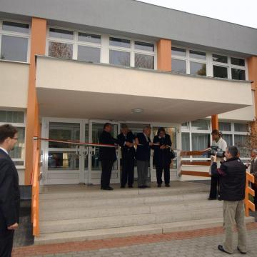 Ipari informatikai labort avatott a Pannon Egyetem Nagykanizsán