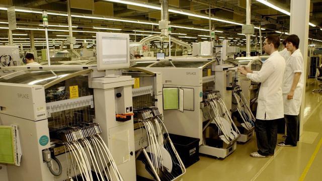 ITM: Régiós élvonalban a magyar ipar növekedése