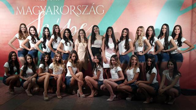 Június végén választják meg Magyarország Szépét