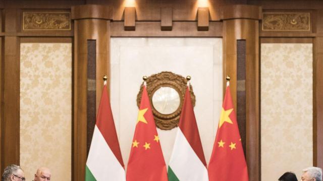 Magyar-kínai üzletember-találkozót tartottak Pécsen