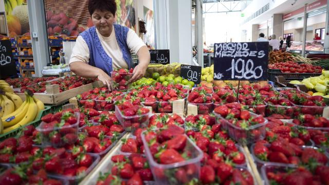 Szívesebben vesznek hazai terméket a magyar vásárlók