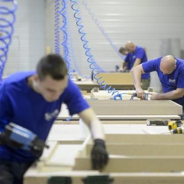 Tovább nőtt a foglalkoztatottak száma