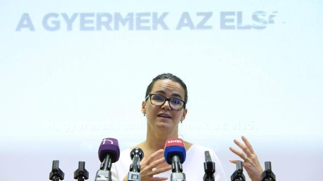 A demográfia és a családpolitika gazdasági kérdés is Novák Katalin szerint