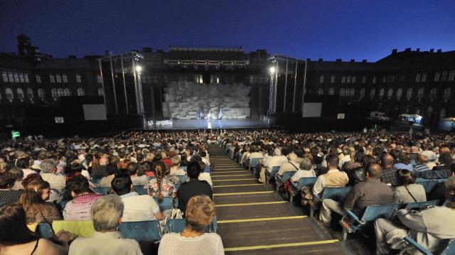 A Nemzeti Táncegyüttes nyitja a Szegedi Szabadtéri Színpad programját