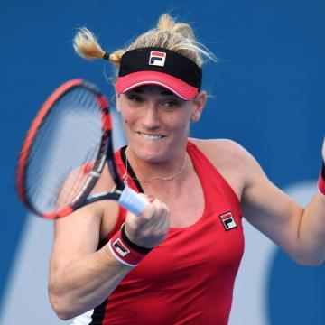 Babosék a második fordulóban női párosban Wimbledonban