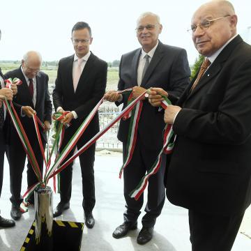 Hárommilliárd forinttal támogatja a kormány az AVL fejlesztési központjának építését
