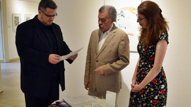 Kass János-relikviákkal gazdagodott a Tornyai János Múzeum