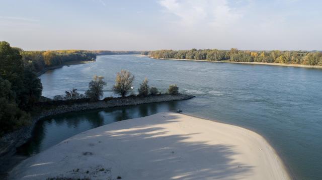 Kiváló minőségű ivóvizet lehet kinyerni a Dunából