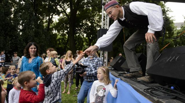 Ma nyílik a jubileumi Kaláka Fesztivál Egerben