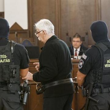Tényleges életfogytiglant kért az ügyész a bőnyi rendőrgyilkosság vádlottjára