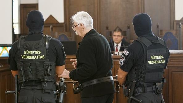 Újabb szakértők meghallgatásával folytatódott a bőnyi rendőrgyilkosság tárgyalása