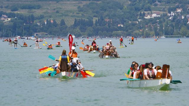 A fesztiválok mellett a bűnelkövetők is startoltak a Balatonon