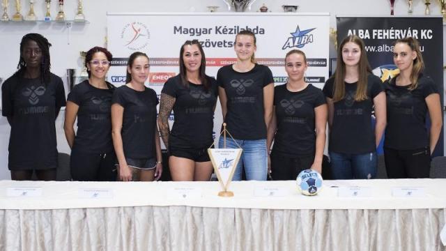 A nemzetközi kupát célozza meg az Alba Fehérvár KC