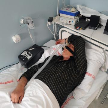 Alvásdiagnosztikai labor kezdi el működését a megyei kórházban