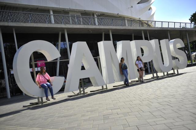 Csaknem félezer program, több mint ezer zenész a debreceni Campus Fesztiválon
