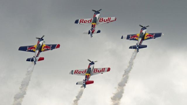 Először és utoljára a Balatonon Red Bull Air Race
