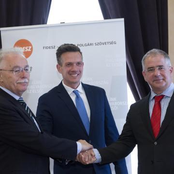 Farkas Ciprián a Fidesz-KDNP polgármesterjelöltje Sopronban