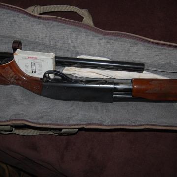 Fegyvert találtak egy férfi házában
