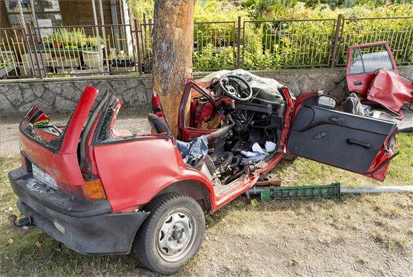 Halálos baleset történt Győrújfaluban