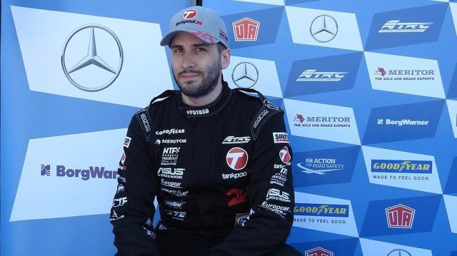 Kiss Norbert második lett a szlovákiai zárófutamon