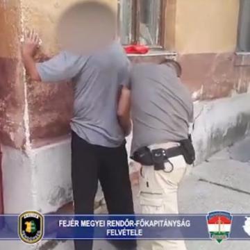 Összehangolt akció Balatonfüreden és Székesfehérváron