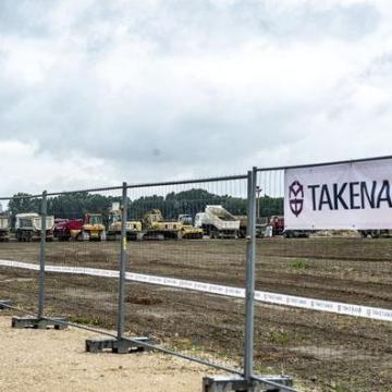 Összesen 127 milliárdos beruházást hajt végre Nyergesújfalun a japán Toray