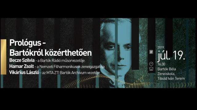 Pénteken kezdődik a Nemzetközi Bartók Szeminárium és Fesztivál