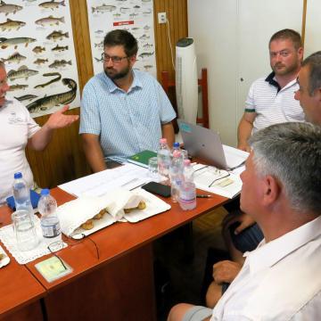 Új elnökséggel szélesebb együttműködésre törekszenek a megyei horgászok