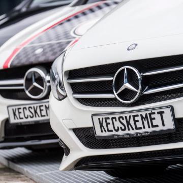 Új ügyvezető igazgató került a Mercedes-Benz Hungária élére