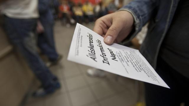 Csaknem 270 ezer embert segítettek munkához a foglalkoztatási programok