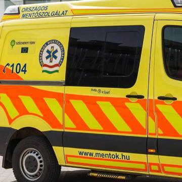 Három sérüléssel járó baleset is történt egy napon